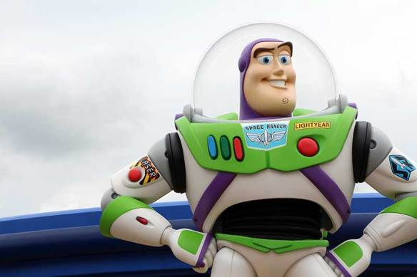 Toy Story Land Buzz Lightyear
