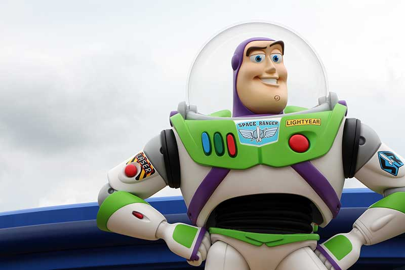 Toy Story Land Buzz Lightyear