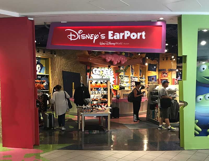MDT Guide to Orlando International Airport Disney Earport