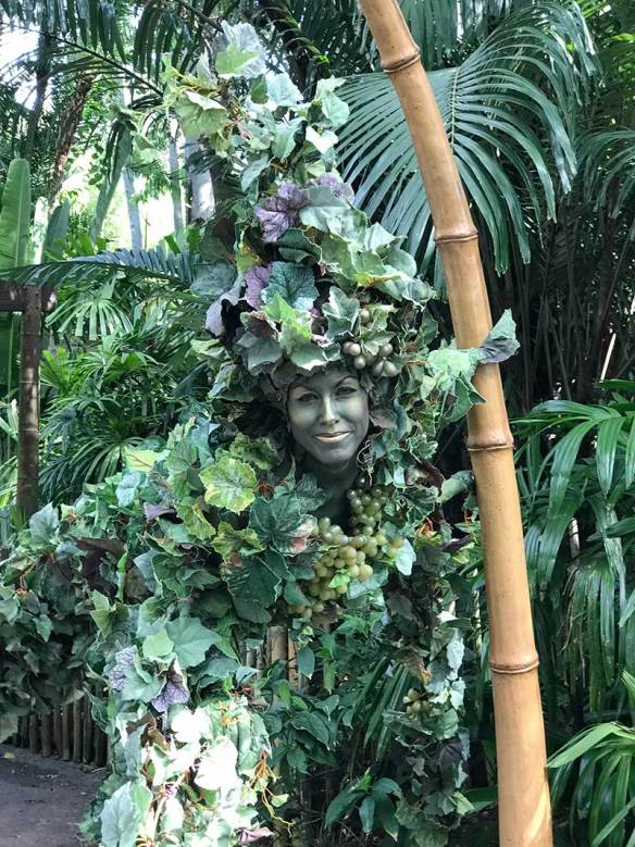 Divine at Disney's Animal Kingdom
