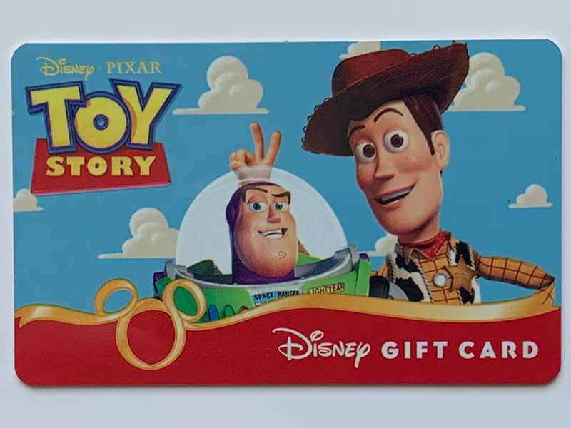 Disney Gift Cards