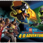 Clutch Powers 4D Movie Premiere at Legoland California