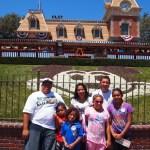 Disneyland memories… Wordelss Wednesday w/Linky