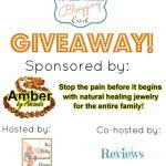 Amber by Amanda Baltic Amber giveaway event!