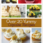 20 Cupcake Recipes you'll fall in love with…