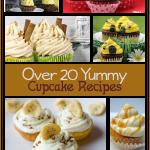 Delicious Cupcake Recipes