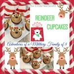 Easy Reindeer Cupcake Recipe