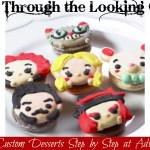 How to make Alice Through The Looking Glass Custom Desserts