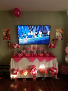 Elena of Avalor Royal Debut's Viewing Party
