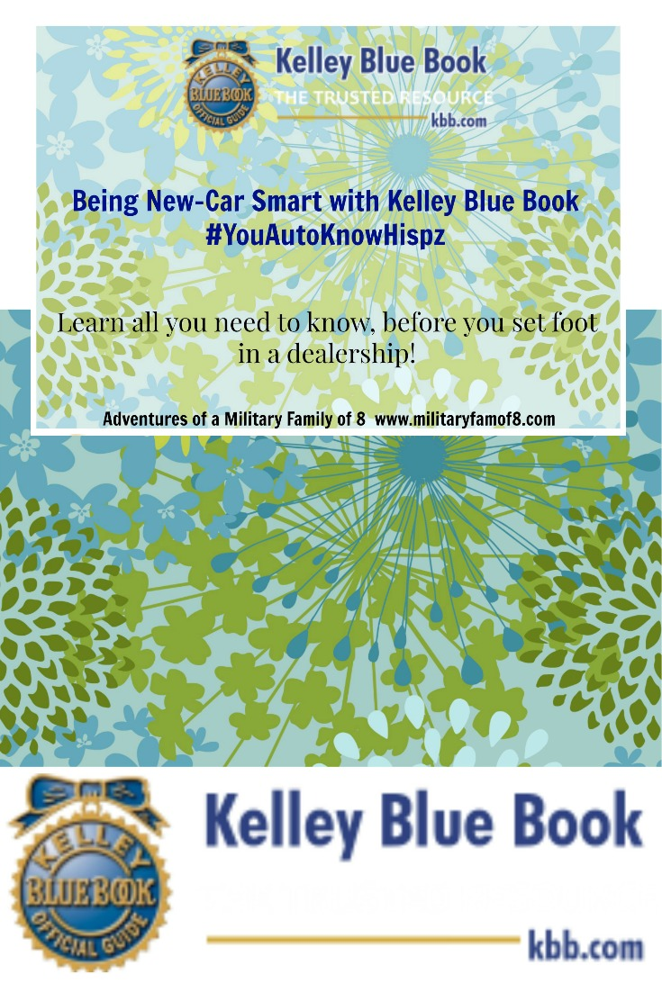 Being New-Car Smart with Kelley Blue Book #YouAutoKnowHispz     Learn how to make the best decisions when buying a new or used car.