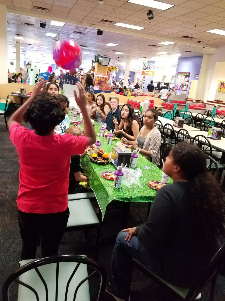 The Best Birthday Parties Happen in Chuck E. Cheese! From age 0 to age 100, Chuck E. Cheese's is the best and easiest place to host a birthday party. Check out our Family's celebrations!