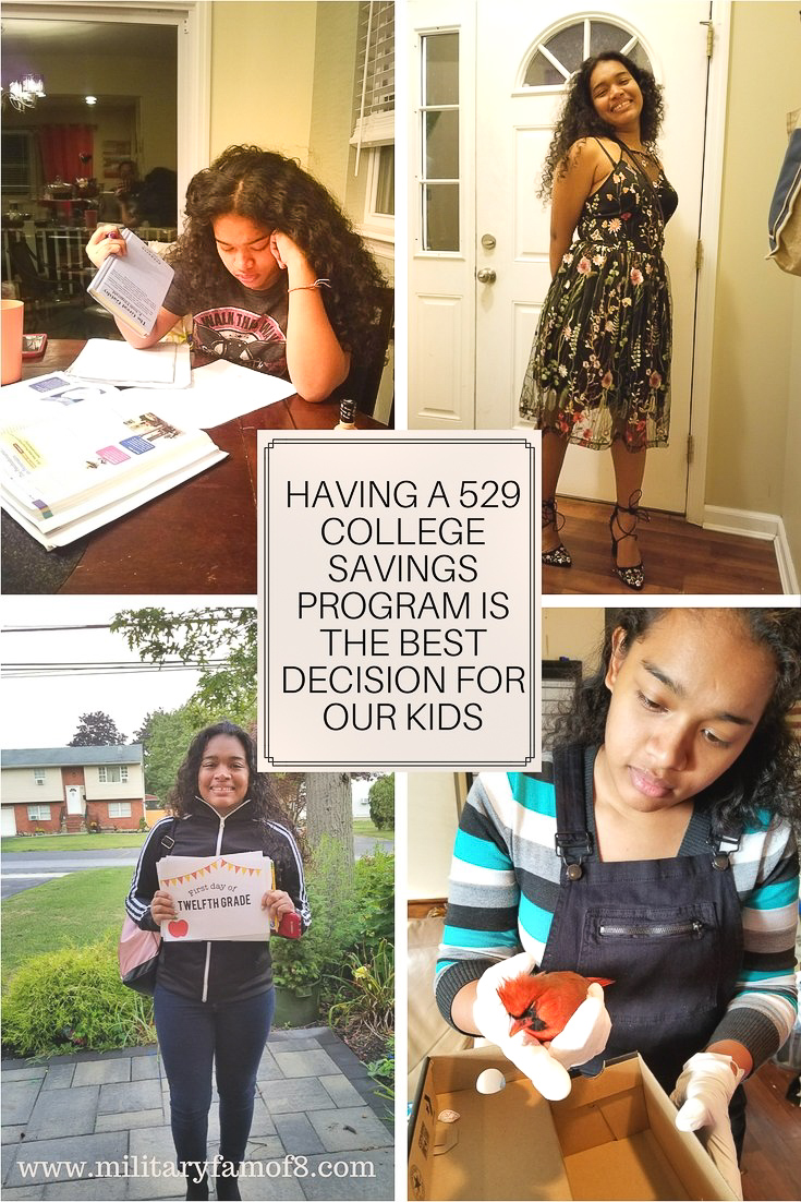 Find out how I learned that Having a 529 college Savings Program is the Best Decision for our Kids. As a Mom of a College student and 3 more in middle and high School, this savings account is a great start for that college savings thought you have in the back of your mind. It is perfect for adding a link to your graduations parties for people to gift you directly.
