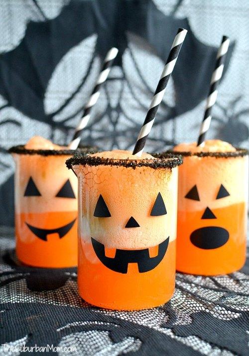 Halloween Pumpkin Punch The Spookiest Halloween Drink Recipes Ever!