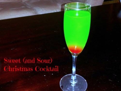 Sweet & Sour Christmas Cocktail The Ultimate List of Holiday Cocktail & Mocktail Recipes. With over 50 recipes to choose from and constantly adding more, you will never be short of ideas! If you are hosting a Holiday Party or are enjoying a night in with a Hallmark movie, you are sure to find the right drink for the occasion in this post. Cheers!