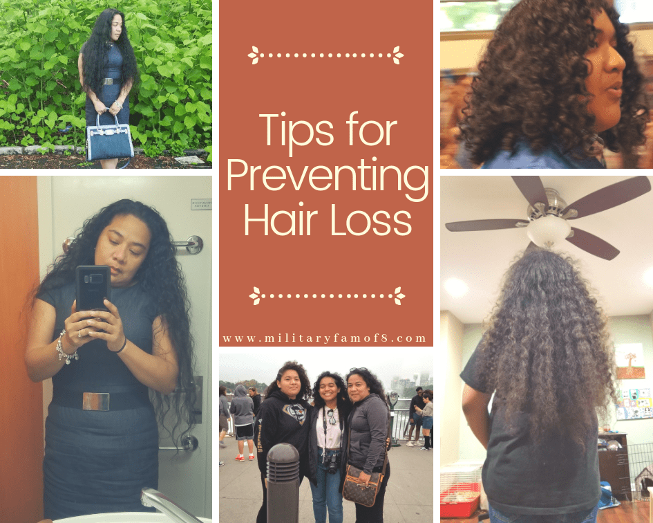 Tips For Preventing Hair Loss Adventures Of A Military