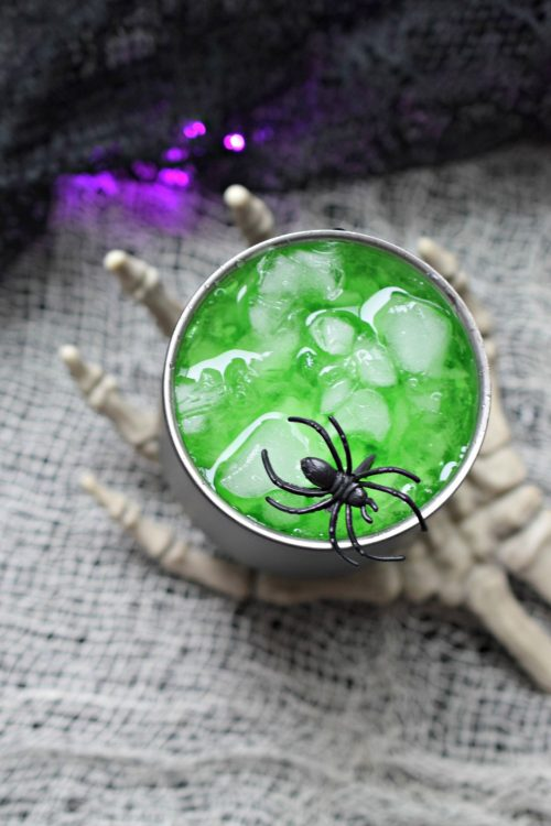 Phantom Potion The Spookiest Halloween Drink Recipes Ever!