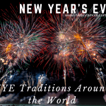 Ever wonder about the New Year's Eve/ NYE Traditions Around the World? Take a trip with us and learn about these traditions. Find out which Country loves to break plates and where people love to pour molten lead into water. #NYE