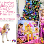 The Perfect Holiday Gift Ideas for Every Disney Princess! Gift guide for little girls. Disney Princess gift guide for a great Christmas #JAKKSHolidays