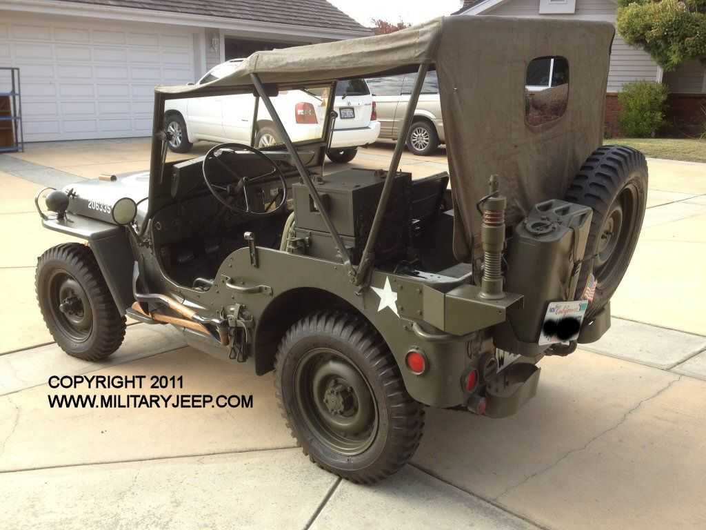 hight resolution of 1944 wwii willys mb jeep