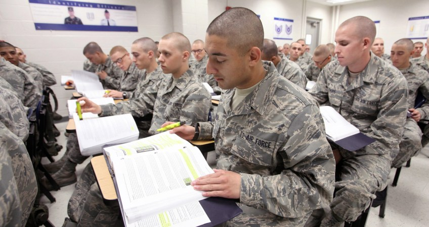 military financial education literacy