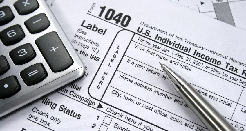 IRS, Tax, Taxes