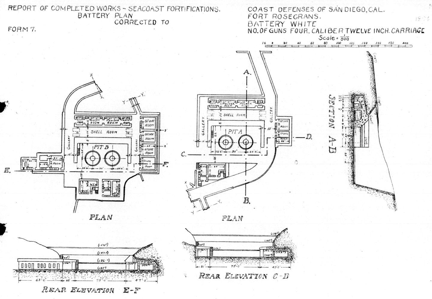 Fort Rosecrans: Battery John White