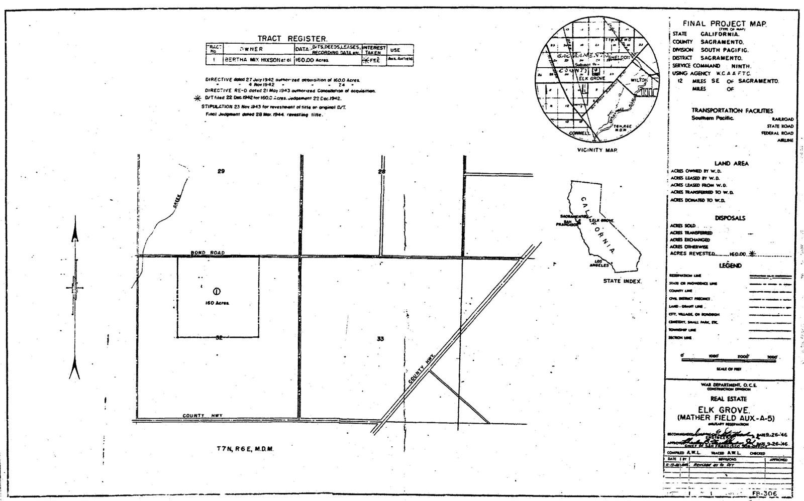 Elk Grove Auxiliary Field