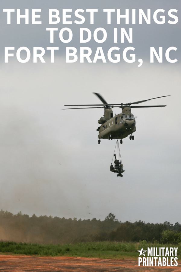 7 Things to Do in Fort Bragg, North Carolina #Army #armylife #fortbragg