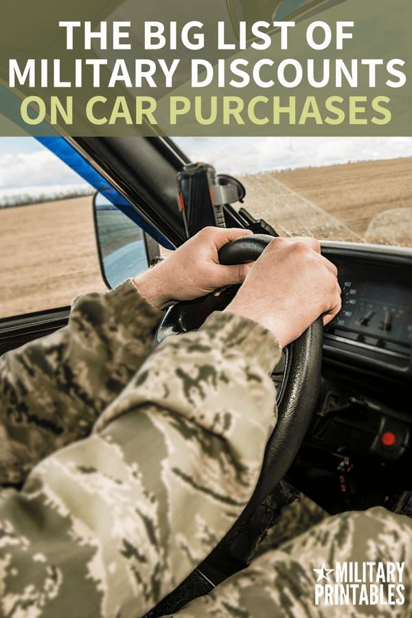 The Best Military Discounts On Car Purchases You Need to Know About #military #militarydiscount #militarydiscounts #militarylife #militaryfamily