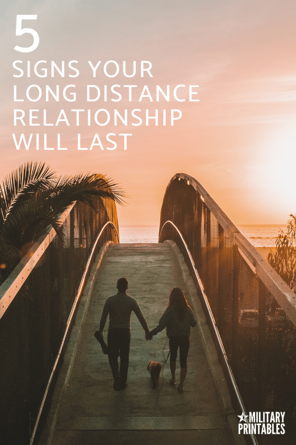 5 Signs Your Long Distance Relationship Will Last #longdistancerelationship #longdistancelove #ldr #longdistancerelationships