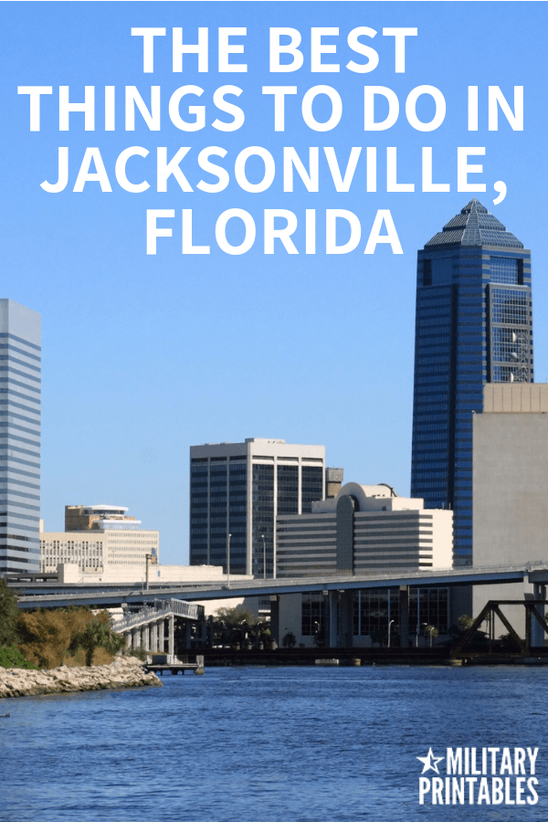 The Best Things To Do When You're Stationed in Jacksonville, Florida #jacksonville #visitjacksonville #jacksonvilleflorida