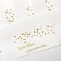 Free Confetti Open When Letters Printable