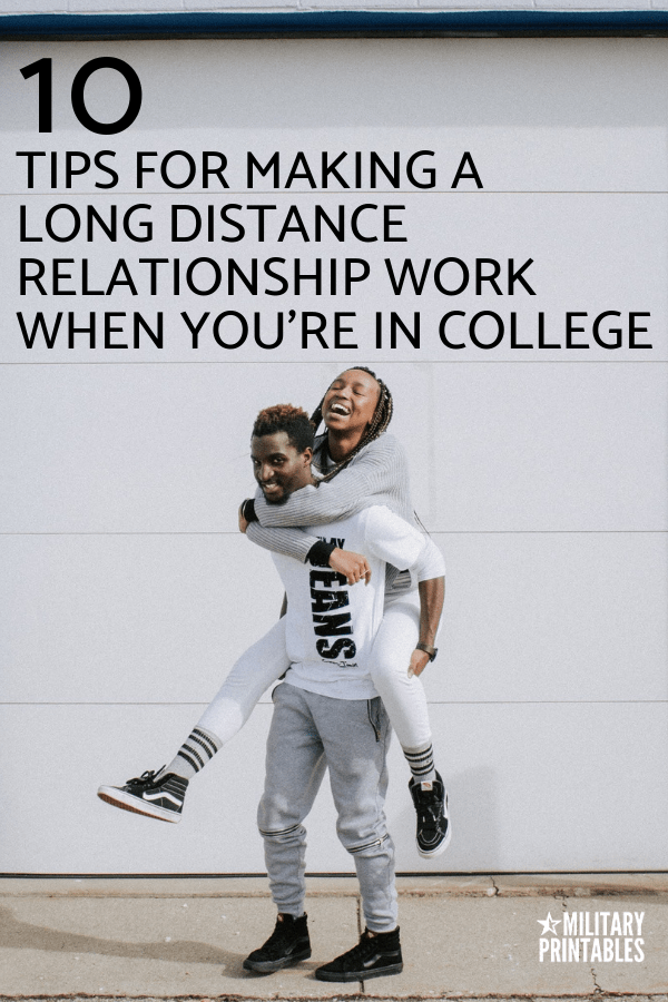 10 Tips For Making A Long Distance Relationship Work When You're In College, LDR Advice #ldr #longdistance #longdistancelove #longdistancerelationship #longdistancerelationships