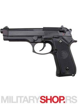 Airsoft - Replika pistolja na zeleni gas AEG/SR16-A3