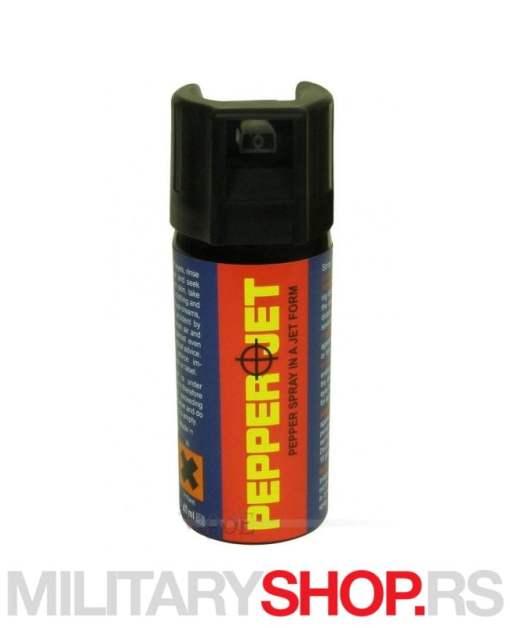 Peper sprej Euro Security JET 40 ml