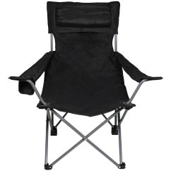 Camping Chair Accessories Dining Table And Chairs Set Cheap Folding Quotde Lux Quot Black Trekking