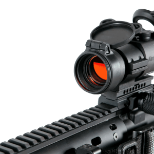 Aimpoint Pro Mounted