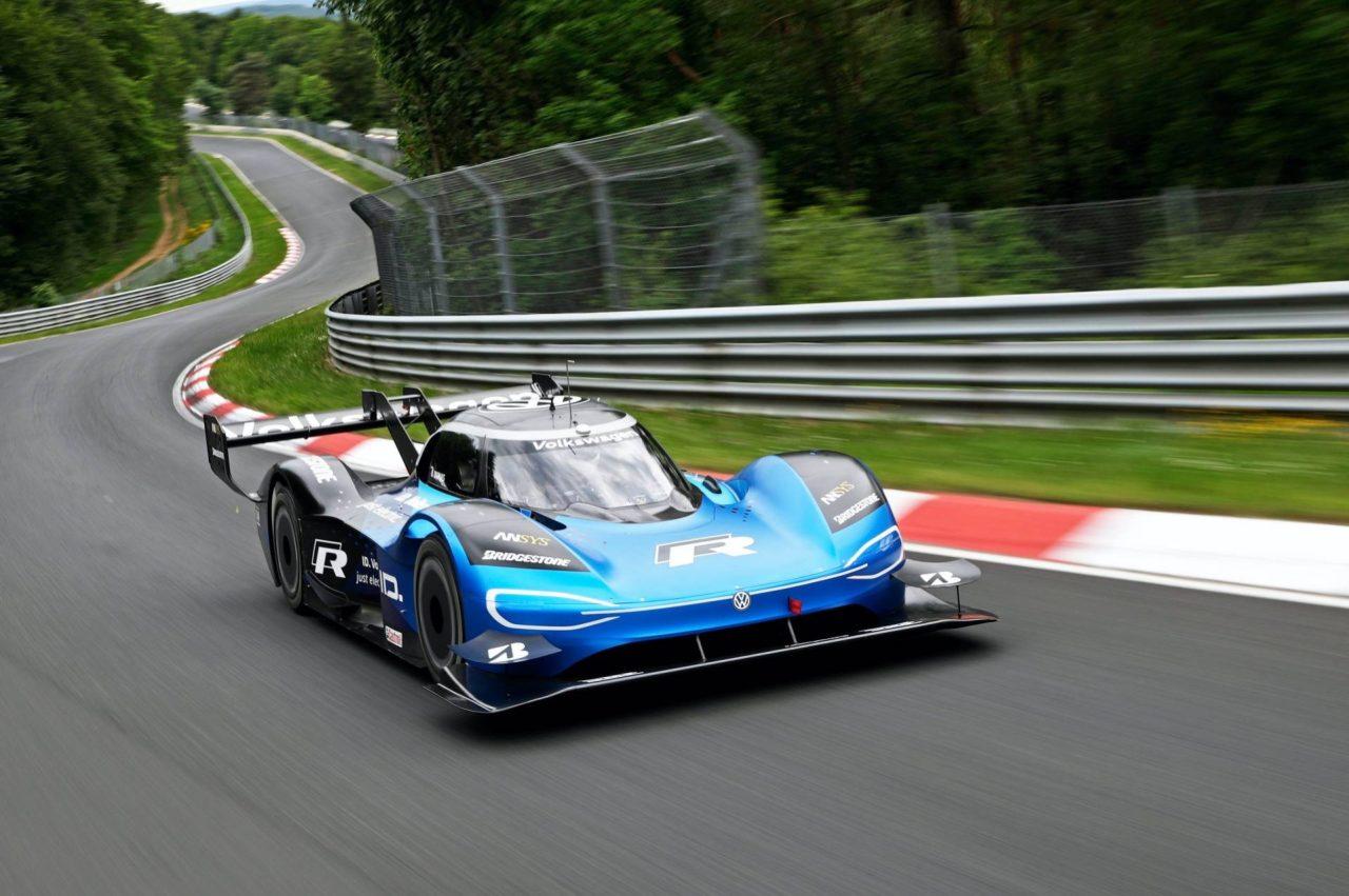 賽車純電化的決心 | Milk Motor Club