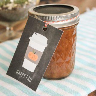pumpkin spice caramel