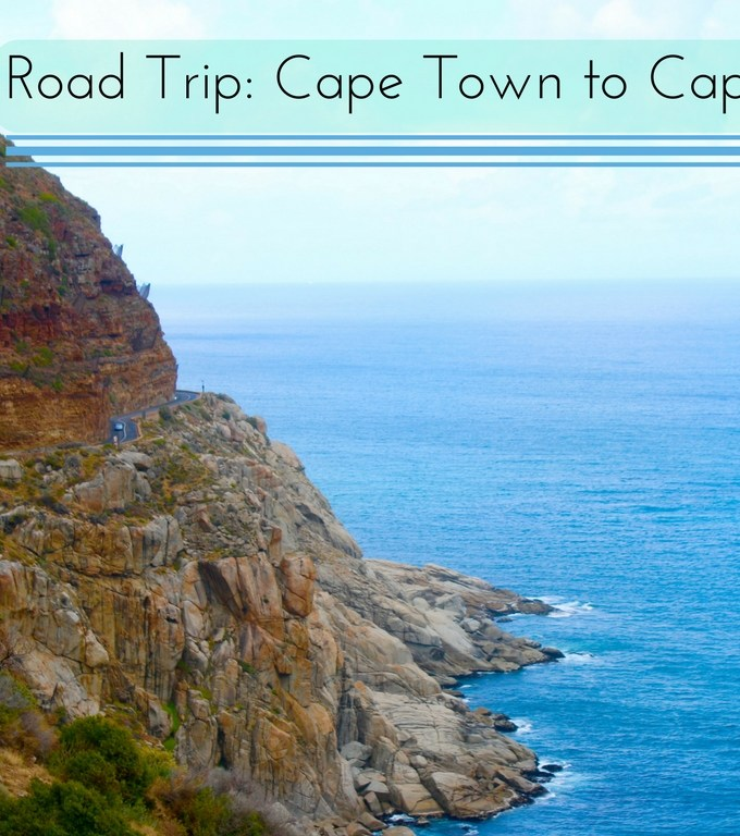 Road Trip: Cape Town to Cape Point