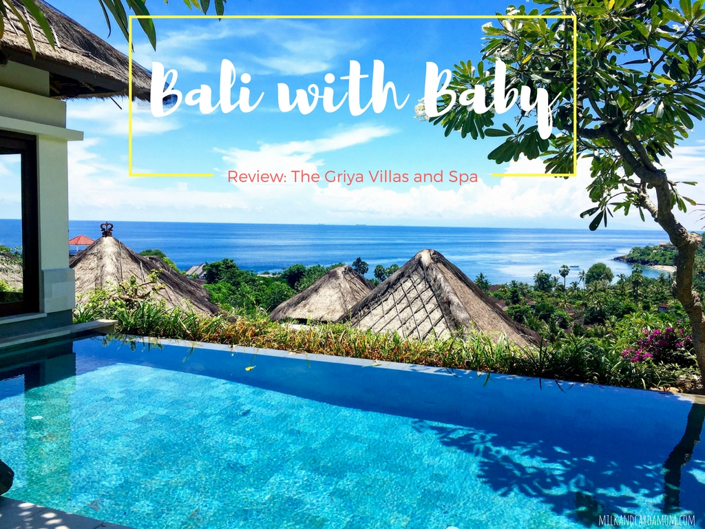 Bali With Baby And The Griya Villas And Spa Review Milk Cardamom