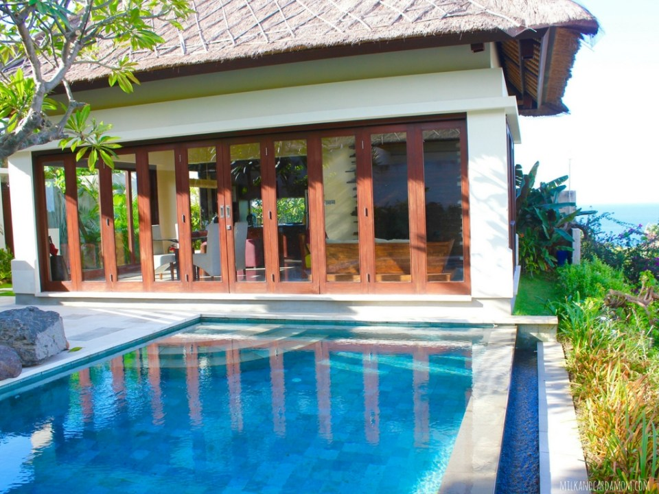 Bali with Baby and Review of The Griya Villas and Spa