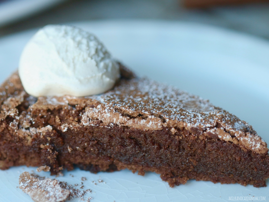 Mexican chocolate cake cooking light