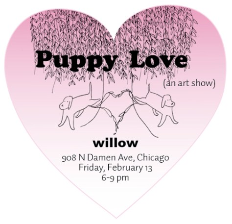 puppy love at willow