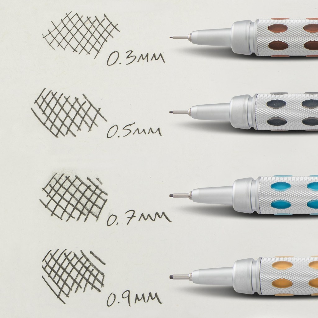 11 best mechanical pencils for drawing artists writers