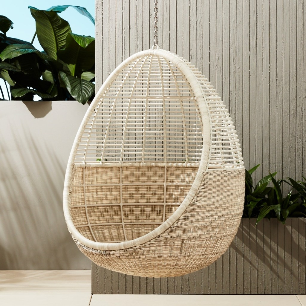 13 hanging chairs youll never want to get out of