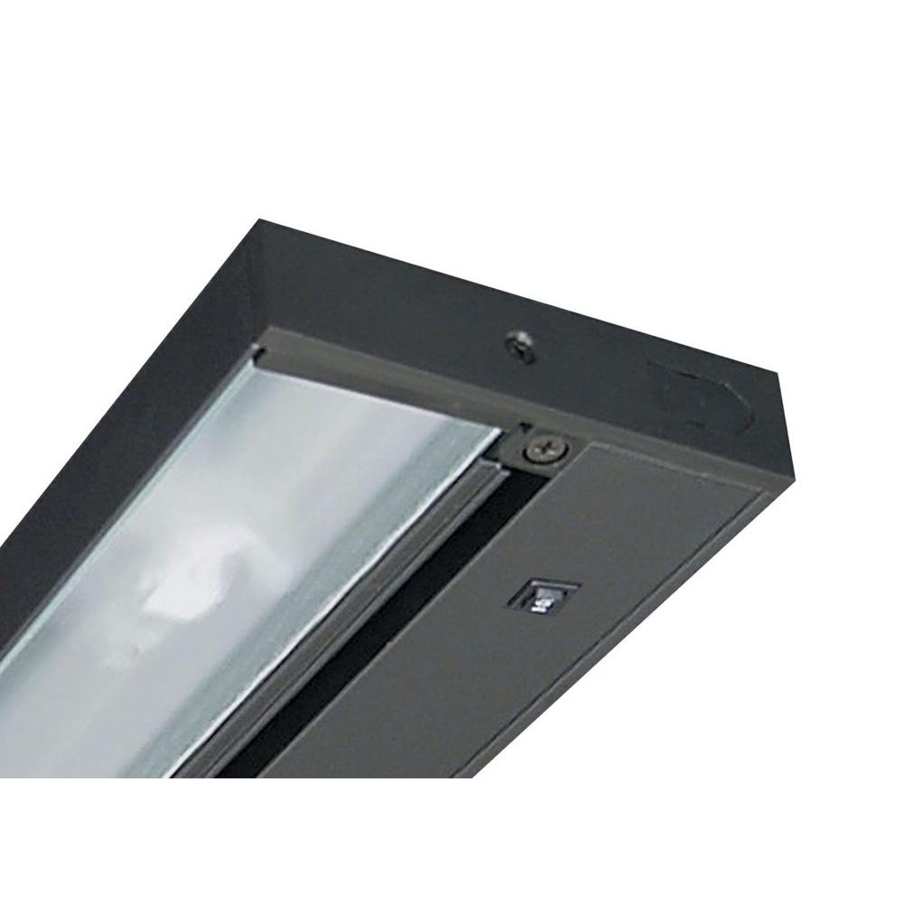 juno pro series 22 in black halogen under cabinet light ulh322 bl the home depot