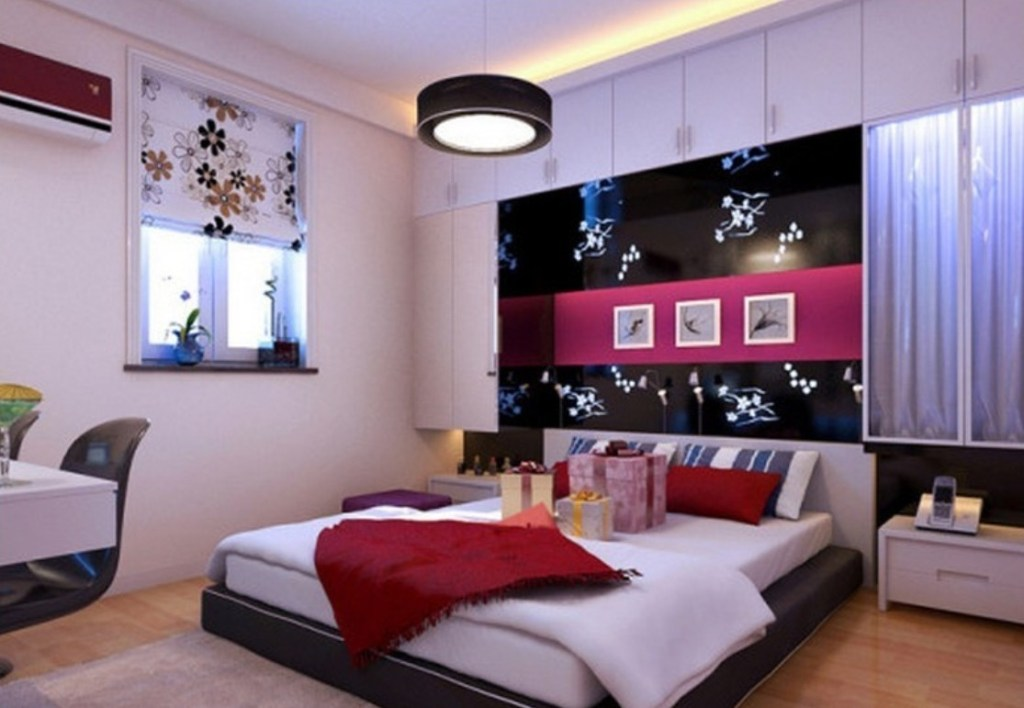 simple decorate romantic bedroom ideas for couples