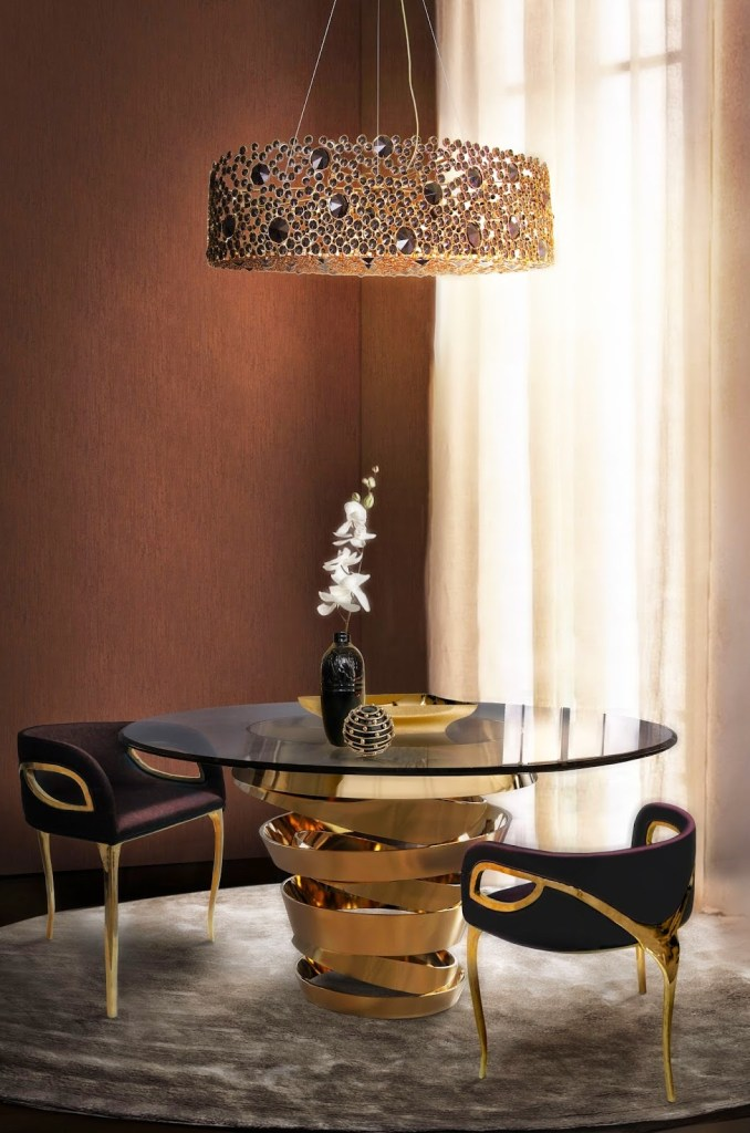 the best black and gold furniture for your home dcor