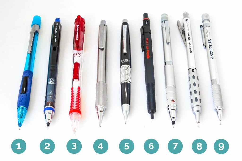 the best mechanical pencil of 2021 your best digs